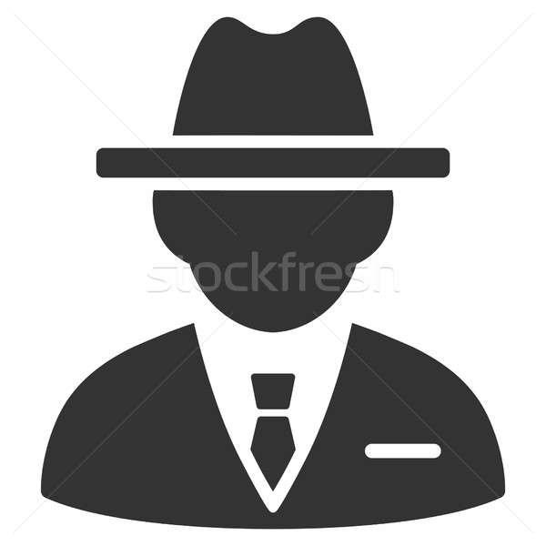 Agent Raster Icon Stock photo © ahasoft
