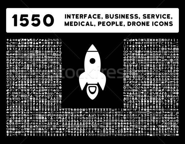 Zdjęcia stock: Interfejs · działalności · narzędzia · ludzi · medycznych