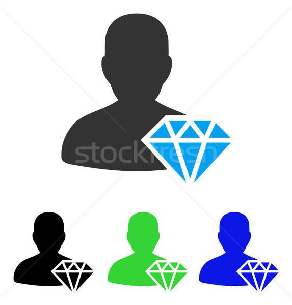 ícone vetor pictograma estilo gráfico símbolo Foto stock © ahasoft