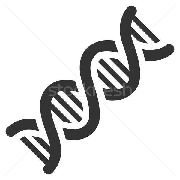 DNA Spiral Vector Icon Stock photo © ahasoft