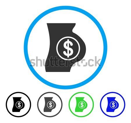 Anya vektor ikon illusztráció stílus ikonikus Stock fotó © ahasoft