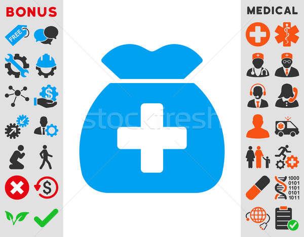 Medical Capital Icon Stock photo © ahasoft