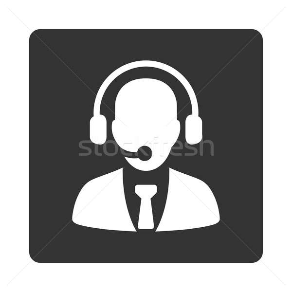 Call center icon Stock photo © ahasoft