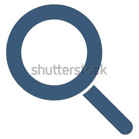 Encontrar usuário ícone vetor estilo gráfico Foto stock © ahasoft