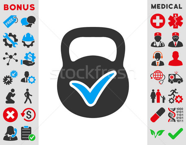 Valid Mass Icon Stock photo © ahasoft