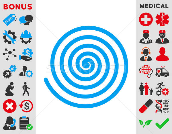 Hypnosis Icon Stock photo © ahasoft