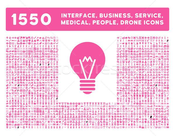Foto stock: Interface · negócio · ferramentas · pessoas · médico