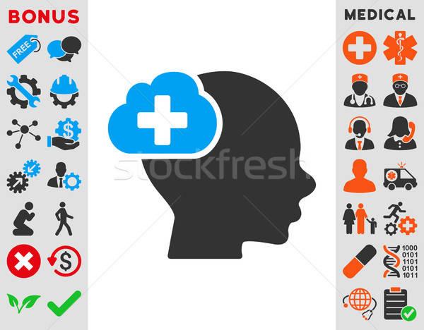 Medical Idea Icon Stock photo © ahasoft