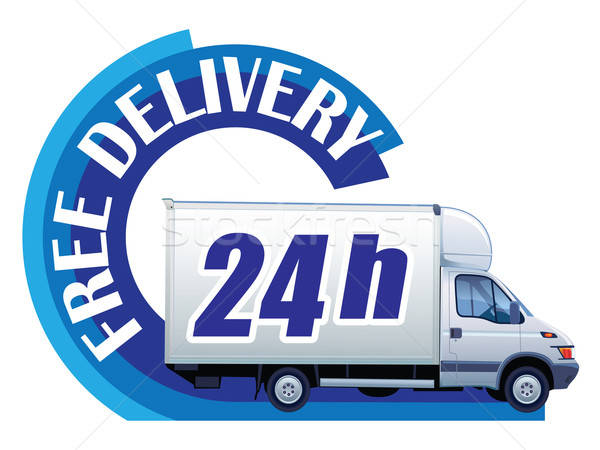 Free delivery  Stock photo © Aiel