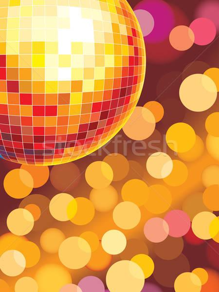 Party lights Stock photo © Aiel