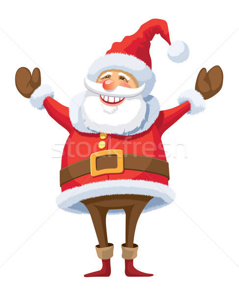 Santa Claus Stock photo © Aiel