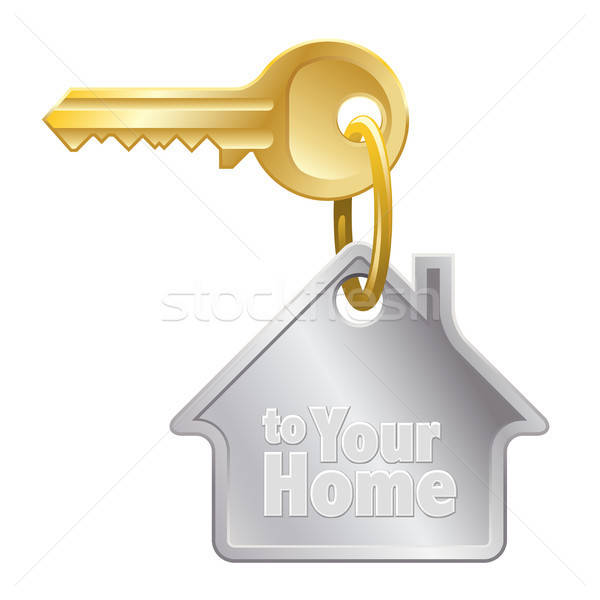 House key Stock photo © Aiel