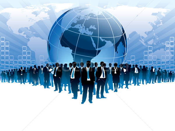 Global business  Stock photo © Aiel