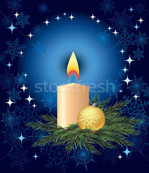 Christmas decoration Stock photo © Aiel