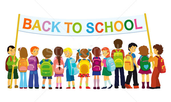 Back to school Stock photo © Aiel