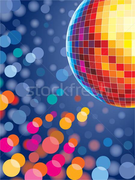 Disco lights Stock photo © Aiel