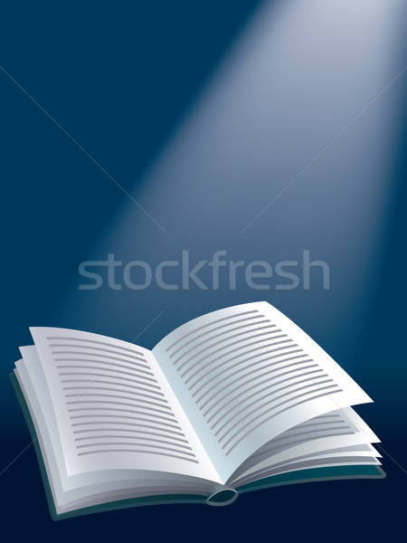 Open book Stock photo © Aiel