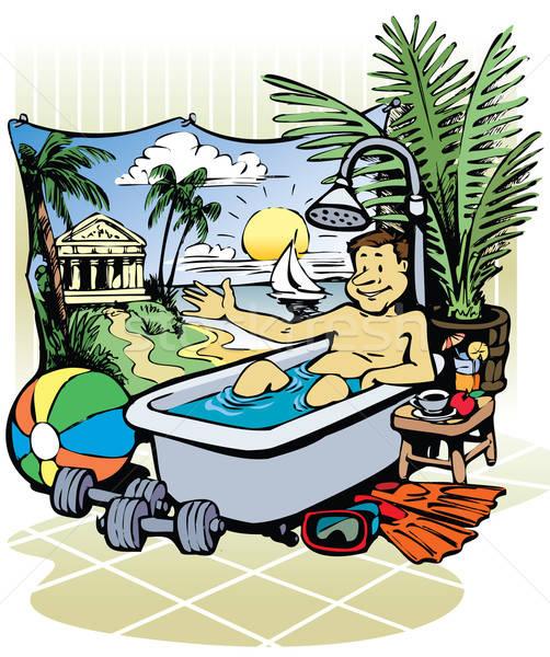 Stock photo: Vacation