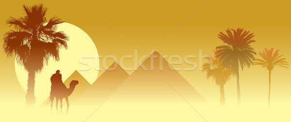 Stock photo: Travel