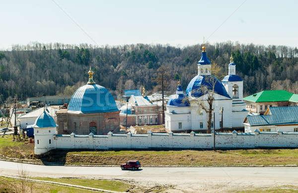 Ioanno-Vvedensky monastery. Russia Stock photo © Aikon