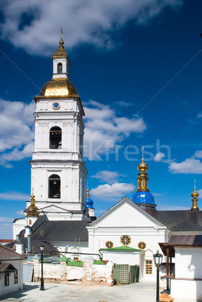 Tobolsk Kremlin Stock photo © Aikon
