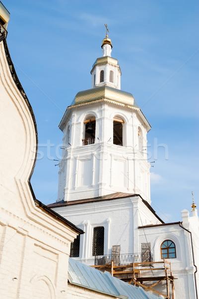 Abalak Znamenski monastery. Russia Stock photo © Aikon