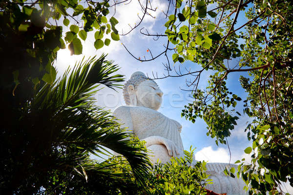 Grand buddha Thaïlande Voyage Asie phuket Photo stock © Ainat