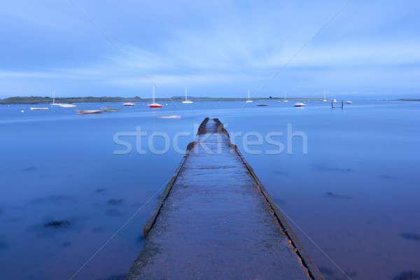 Path toward future Stock photo © Aitormmfoto