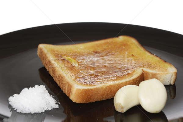 Mediterranean Breakfast Stock photo © Aitormmfoto