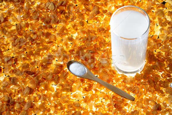 Stock photo: Corn Flakes
