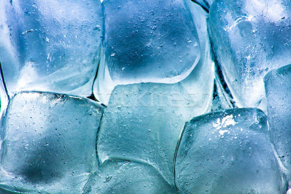 Soyut fotoğraf arka plan buz içmek Stok fotoğraf © ajfilgud