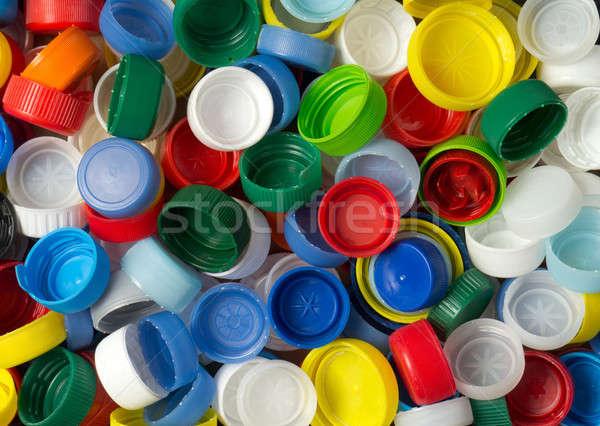 Stock photo: Screw caps