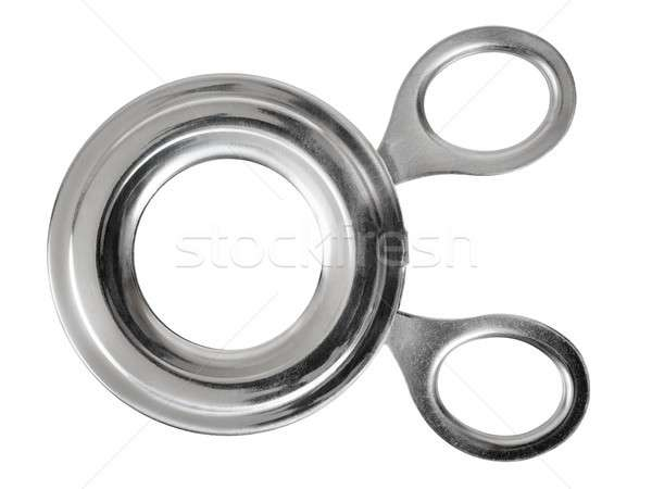 Boiled egg cutter Stock photo © ajt