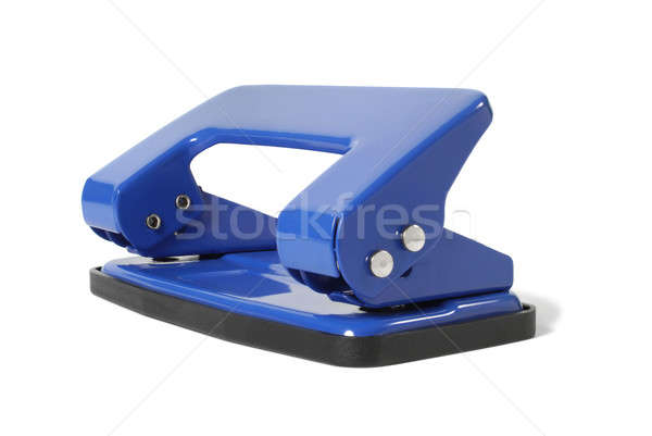 Blue puncher Stock photo © ajt