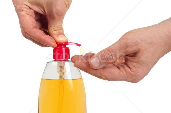 Washing Hands Stock photo © ajt