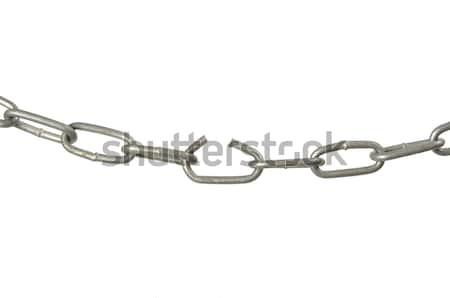Broken Chain Stock photo © ajt