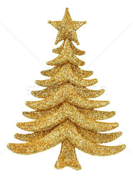 Christmas decoration on white Stock photo © ajt