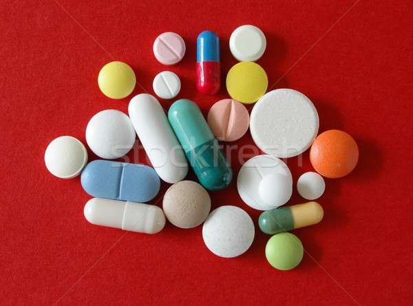 Pills Stock photo © ajt