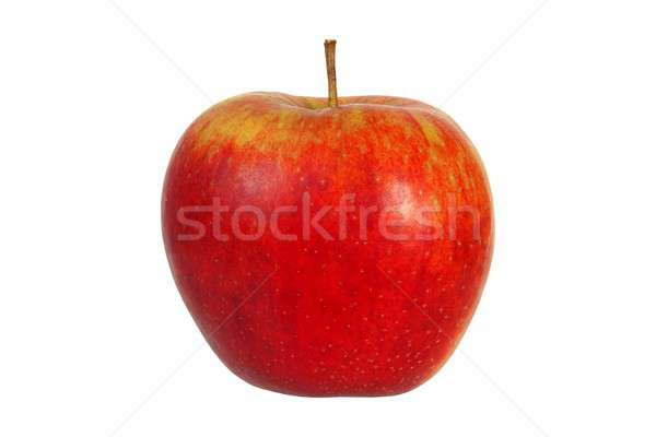 Red apple on white Stock photo © ajt