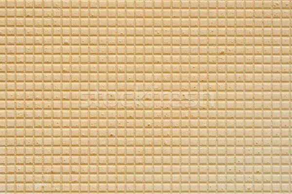 Gofret doku makro can kullanılmış Stok fotoğraf © ajt