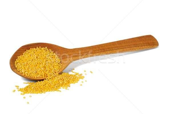 スプーン 食品 食べ 穀物 食事 ダイエット ストックフォト © ajt