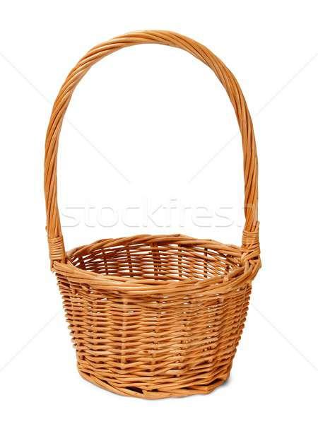 Wicker basket Stock photo © ajt