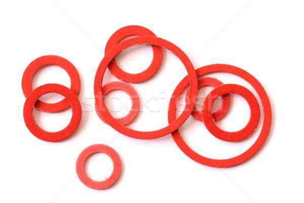 Red Gakets Stock photo © ajt