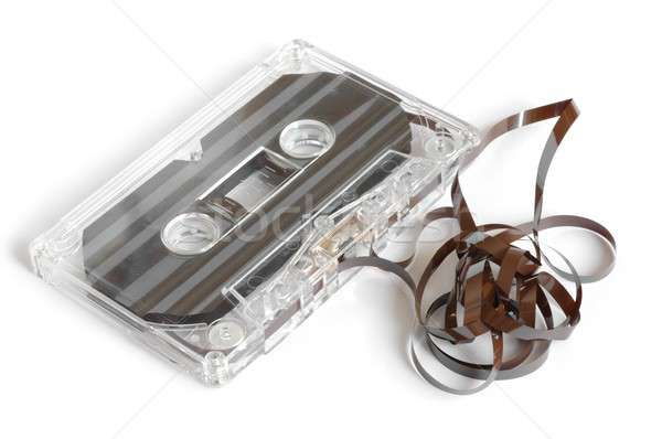 Cassette Stock photo © ajt