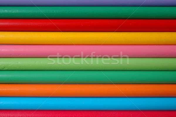 Colored Pencils Stock photo © ajt