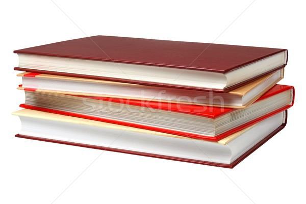 Pile of Books Stock photo © ajt
