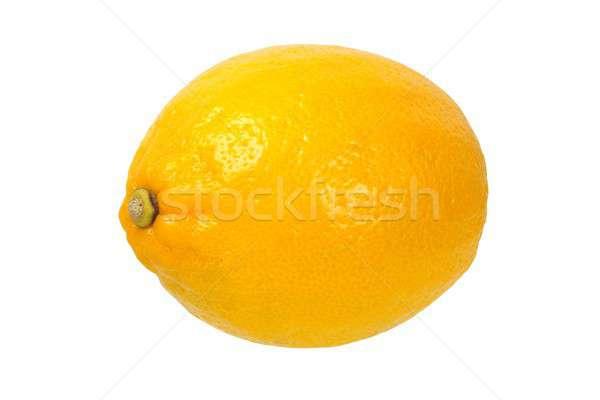 Limão branco fresco amarelo fruto Foto stock © ajt
