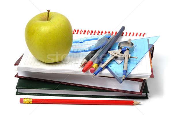 School Accessories Stock photo © ajt