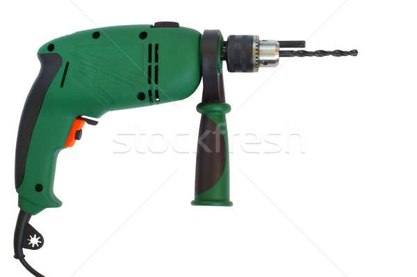 Stock photo: Drill