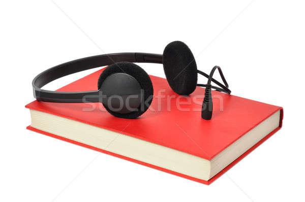 Audiobook Stock photo © ajt